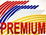 PREMIUM Reflective Wheel Decal Rim Tape Stripes Honda CBR929RR CBR954RR CBR900RR