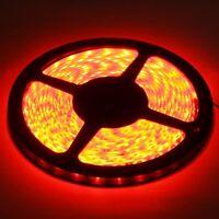 Ruban LED Waterproof Epoxyde Epoxy étanche rouge 3528 SMD Cordon lumineux 60 M L