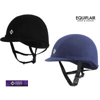 Charles Owen Childs YR8 Riding Hat Helmet - PAS 015