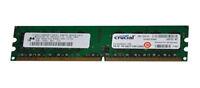 Crucial CT25664AA667 (2 GB, DDR2 RAM, 667 MHz, DIMM 240-pin) RAM Module
