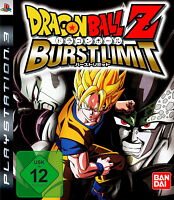 Dragon Ball Z: Burst Limit (Sony PlayStation 3, 2011)