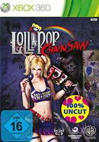 Lollipop Chainsaw Microsoft Xbox 360, 2012
