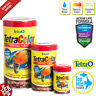Tropical Fish Food Flakes Tetra Aquarium Tank Natural Color Nutrition Enhancer