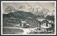 Belluno Cortina foto cartolina ZA2513 SZI