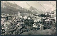 Belluno Cortina Foto cartolina D9087 SZI