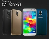 New Samsung Galaxy S5 Smartphone 16GB 4G LTE Various Colour Unlocked SIM Free