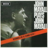 John Mayall - Plays John Mayall (live At K NEW CD