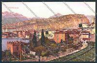 Trento Torbole cartolina C5956 SZA