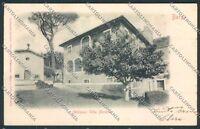 Lucca Barga cartolina C3241 SZI