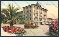 Lucca Viareggio ABRASA cartolina E2613 SZL