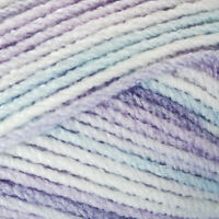 Mary Maxim Trendy Baby Yarn - Bashful Lavender Variegated