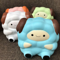 3887ADF Jumbo Squishy Sheep Scented Stress Relief Kids Squeeze Toy Random Color