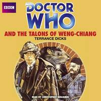 Doctor Who and the Talons of Weng-Chiang Audio book cd Christopher Benjamin Jago
