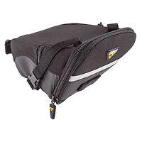 Topeak Aero Wedge Seat Bag: LG Black