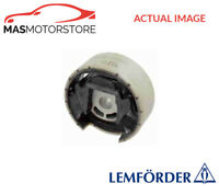 37713 01 LEMFÖRDER LOWER ENGINE MOUNT MOUNTING P NEW OE REPLACEMENT