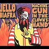 Machine Gun in the Clown's Hand - Jello CD D2VG The Cheap Fast Free Post The