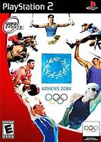 Athens 2004 (Sony PlayStation 2, 2004) - European Version complete