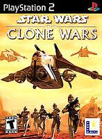 Star Wars: The Clone Wars (Sony PlayStation 2, 2002) - European Version