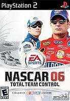 NASCAR: Total Team Control 2006, Acceptable PlayStation2, Playstation 2 Video Ga