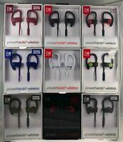 NEW Powerbeats 3 Wireless Beats by Dr. Dre In Ear Headphones Black Gold White
