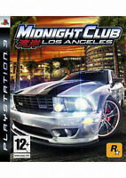 Midnight Club: Los Angeles (Sony PlayStation 3, 2008) CHEAP PRICE AND FREE POST
