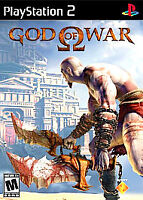 God of War Greatest Hits (Sony PlayStation 2, 2006) Complete w/ manual