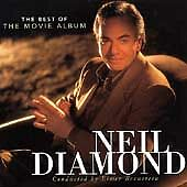 The Best of the Movie Album: As Time Goes By by Neil Diamond (CD, 1999, Sony)