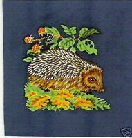 HEDGEHOGS CRAFTS  DECORATION DECALS TRANSFERS X 50(Med)