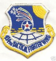 434th TAC FIGHTER WING patch