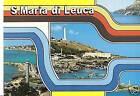 CARTOLINA S.MARIA DI LEUCA LECCE VIAGGIATA 1989