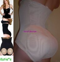 NEW HOT 2IN1 BUTT ENHANCER BOOSTER & BODY SHAPER GIRDLES WAIST CINCHER S-2XL