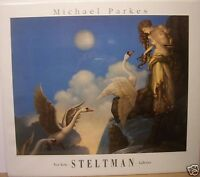 Michael Parkes - The Source - Fine Art Poster