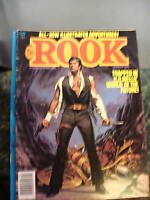 The Rook Comic Book from Feb