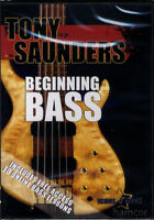 Beginning Bass Guitar Learn How to Play Tuition DVD