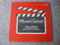 "Percy Faith  ""Hollywood Serenade""  (S)"