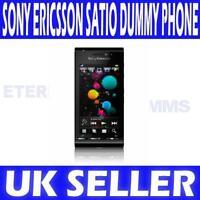 NEW SONY ERICSSON SATIO DUMMY DISPLAY PHONE - UK