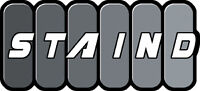 New, Genuine STAIND - Grey Logo VINYL STICKER Decal