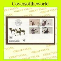 S.W.A. 1980 Antelopes set First Day Cover,