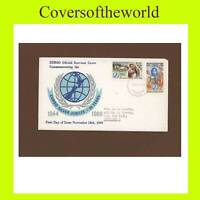 New Zealand 1969 Corso Official First Day Cover