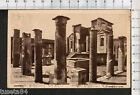 9769* POMPEI, Napoli, Tempio d'Iside, antica fo/piccolo