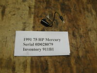 1991 75 HP mercury outboard 3 cylinder mercury switch 16731A 1