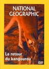 13659 // NATIONAL GEOGRAPHIC LE RETOUR DU KANGOUROU DVD NEUF
