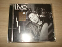 2 DOPPIO CD LUCA CARBONI LIVE