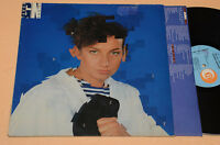 GIANNA NANNINI LP PUZZLE 1°ST ORIGINALE 1984 CON INNER TESTI AUDIOFILI TOP EX