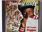 100% Pure Reggae - Jimmy Cliff (CD)