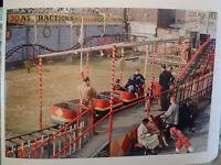 1953 Feltman's Coney Island Roller Coaster Brooklyn NYC New York City Photo