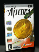 ATLETICA ORO GIOCO USATO PER PC CD- ROM EDIZIONE FX  VERSIONE ITALIANA PAL USED