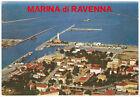 MARINA DI RAVENNA - PANORAMA E PORTO CANALE - VIAGG. 1978 -35908-