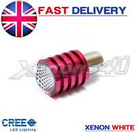 1 x WHITE CREE Q5 LED Light Bulbs Car Rear Reverse Lamp Replacement 382 P21W 12v