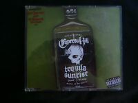 """CYPRESS HILL 4 TRACK CD """"TEQUILA SUNRISE 4 MIXES"""""""